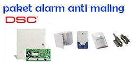 paket alarm anti maling di denpasar bali