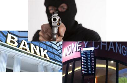 jual paradox security alarm untuk bank money chanager di bali