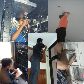 service perbaikan maintenance elektronik