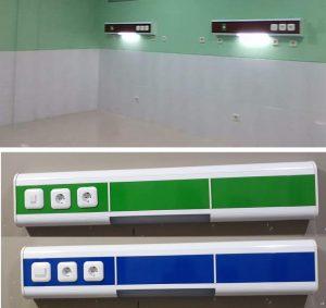 jual bedhead panel tempat tidur pasien